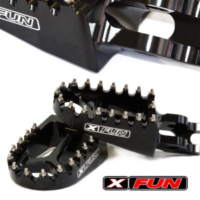 Motocross Footpegs Aprilia
