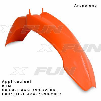 Parafango Anteriore KTM EXC/EXC-F