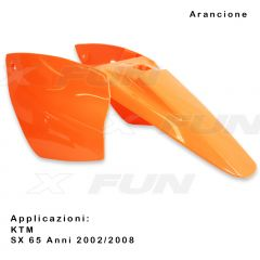 Rear fender KTM SX/SX-F