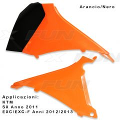 Air box side panel KTM EXC/EXC-F