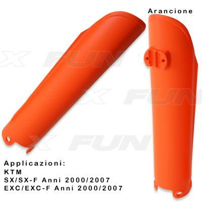 Protections de fourche KTM EXC/EXC-F