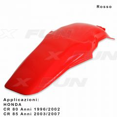 Rear Fender HONDA CR/CRF