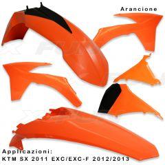 Kit Plastics KTM EXC/EXC-F