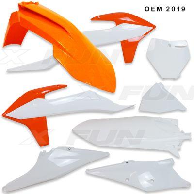 Kit Plastics KTM SX/SX-F
