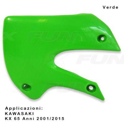 Tapas del radiador KAWASAKI KX/KX-F
