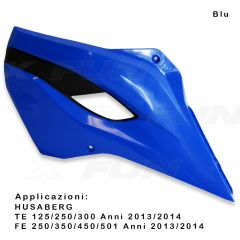 Radiator scoops HUSABERG TE/FE