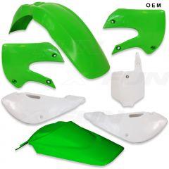 Kit Plastics KAWASAKI KX/KX-F