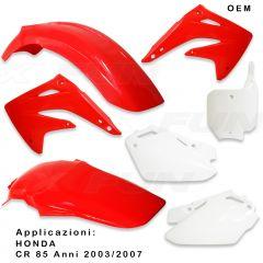 Kit Plastiques HONDA CR/CRF