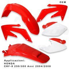 Kit Plastiche HONDA CRF-X