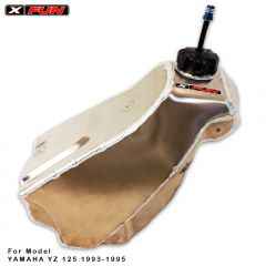 Aluminium Fuel Tank for Yamaha