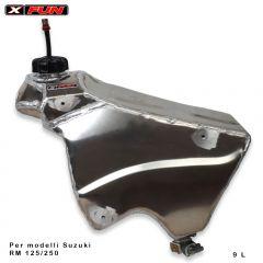 Deposito de gasolina in Aluminio para Suzuki
