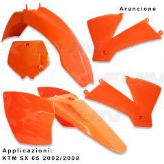 Kit Plastiche KTM SX/SX-F