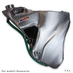 Deposito de gasolina in Aluminio para Husqvarna