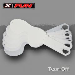Kit Tear-Off for 100%